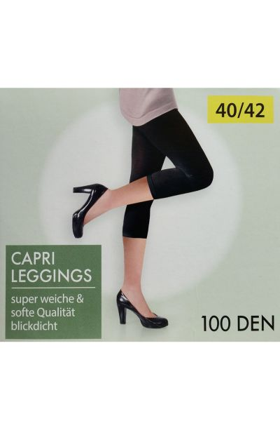 Capri Leggings 100 DEN